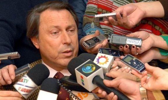 El ministro de Justicia y Seguridad Ricardo Casal anuncia novedades sobre violencia de genero