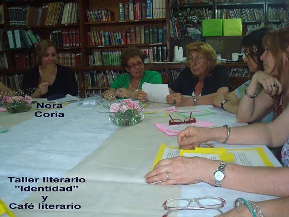 XTaller y Café literario