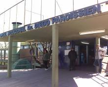 CAB2 HOSPITAL  PAROISSIEN