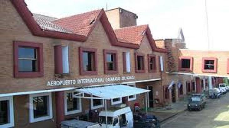 Image result for El Aeropuerto Internacional de Puerto Iguazú